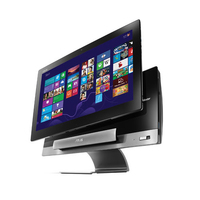 "ASUS Transformer AiO P1801-B049K 3.4GHz i7-3770 18.4"" 1920 x 1080Pixel Touch screen Nero PC All-in-one All-in-One PC"
