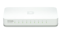 Switch 8 porte 10/100 GO-SW-8E D-Link