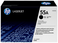 HP 55A Laser cartridge 6000pagine Nero