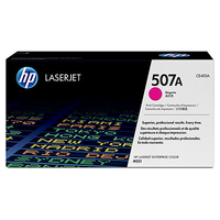 HP 507A Laser cartridge 6000pagine Magenta