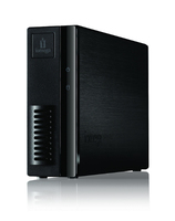 Lenovo TotalStorage Series 70A29001EA Scrivania Collegamento ethernet LAN Nero server NAS e di archiviazione