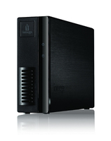 Lenovo TotalStorage Series 70A29002EA Scrivania Collegamento ethernet LAN Nero server NAS e di archiviazione