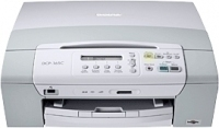 Brother DCP-165C 6000 x 1200DPI Ad inchiostro A4 30ppm multifunzione
