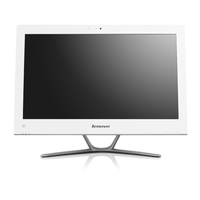 "Lenovo Essential C340 2.9GHz G2020 20"" Bianco PC All-in-one"