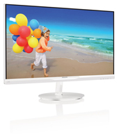"Philips 274E5QSW/93 27"" Full HD IPS Bianco monitor piatto per PC LED display"