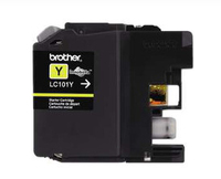 Brother LC-101Y Giallo cartuccia d