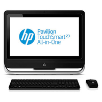 HP Pavilion TouchSmart 23-f240ez All-in-One Desktop PC (ENERGY STAR)