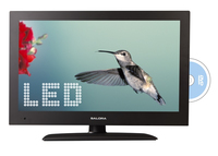 "Salora LED2440FHDVX 24"" Full HD Nero LED TV"