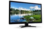 "Acer G6 G236HLHbid 23"" Full HD IPS Nero monitor piatto per PC"