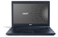 "Acer TravelMate 633M + Options Pack - Gold 2.6GHz i5-3230M 13.3"" 1366 x 768Pixel Nero Computer portatile"