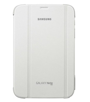 Samsung Book Cover Custodia a libro Bianco