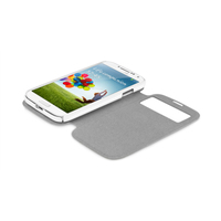 Macally WALLETS4-W Custodia a borsellino Bianco custodia per cellulare