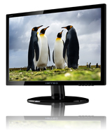 "Hannspree Hanns.G HE195APB 18.5"" HD Nero monitor piatto per PC LED display"