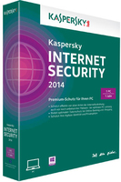Kaspersky Lab Internet Security 2014 Full license 1utente(i) 1anno/i Tedesca