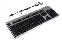 HP 355631-235 USB QWERTY Nero tastiera
