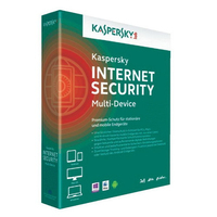 Kaspersky Lab Internet Security Multi-Device 2014 Full license 1utente(i) 1anno/i Tedesca