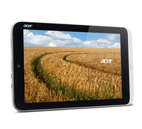 Acer Iconia W3-810 64GB Argento tablet
