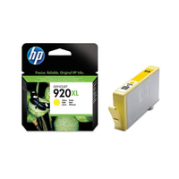HP 920XL Yellow Officejet Ink Cartridge Giallo cartuccia d