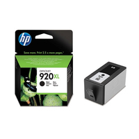 HP 920XL Black Officejet Ink Cartridge Nero cartuccia d