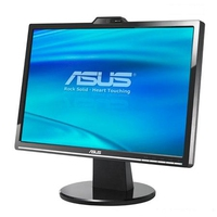 "ASUS 19"" VK193D TFT Wide 19"" Nero monitor piatto per PC"