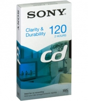 Sony E120CD Video ?assette 120min 1pezzo(i) audio/videocassetta