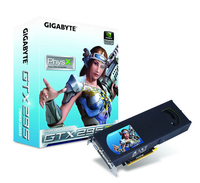 Gigabyte GF GTX 295 1.8GB DDR3 896BIT GeForce GTX 295 1.75GB GDDR3