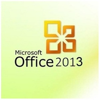 HP Microsoft Office Home and Business 2013