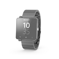"Sony SmartWatch 2 1.6"" LCD 122.5g Nero smartwatch"
