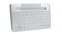 Acer NP.KBD11.00L Bluetooth QWERTY Inglese Argento tastiera per dispositivo mobile