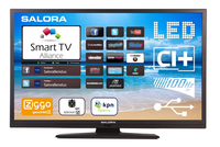 "Salora 32LED8100CS 32"" HD Smart TV Nero LED TV"