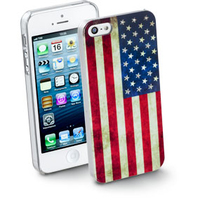 Cellularline SWKUSAIPHONE5 Cover Multicolore custodia per cellulare
