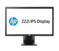 "HP Z22i 21.5"" Full HD IPS Opaco Nero monitor piatto per PC"