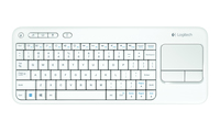Logitech K400 RF Wireless QWERTY US International Nero tastiera