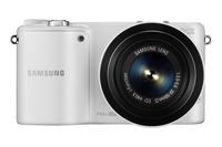 Samsung NX NX2020 + ED II 20-50mm MILC 20.3MP CMOS Bianco