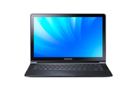 "Samsung ATIV NP915S3G 1GHz A6-1450 13.3"" 1366 x 768Pixel Touch screen Nero Computer portatile"