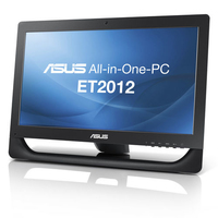 "ASUS ET ET2012IGTS-B022C 3.3GHz i3-2120 20"" 1600 x 900Pixel Touch screen Nero PC All-in-one"