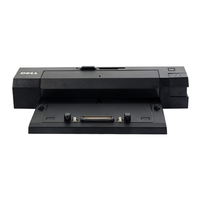 DELL 452-11512 Nero replicatore di porte e docking station per notebook