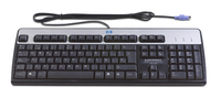 HP 701428-CA1 PS/2 QWERTZ Estone Nero tastiera