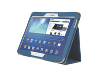 Kensington Custodia morbida Folio ComercioT con supporto per Galaxy Tab® 3 10.1 - Blu