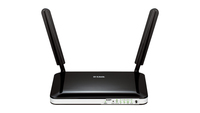 D-Link DWR-921/B Fast Ethernet 3G 4G Nero router wireless