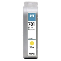 HP 781 Yellow Giallo cartuccia d