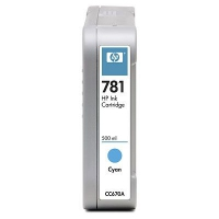 HP 781 500-ml Cyan Ciano cartuccia d