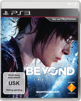 Sony BEYOND: Two Souls, PS3 PlayStation 3 Tedesca videogioco