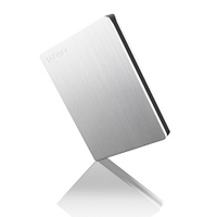 Toshiba STOR.E SLIM 1TB for MAC 1000GB Argento disco rigido esterno