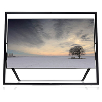 "Samsung UN85S9AFXZA 85"" Full HD Compatibilità 3D Smart TV Wi-Fi Nero LED TV"