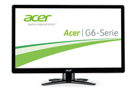 "Acer G6 G206HQLCb 19.5"" Nero monitor piatto per PC"