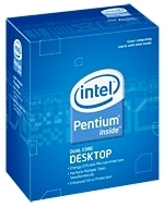 Intel Pentium Dual-Core E5300 2.6GHz 2MB L2 Scatola processore