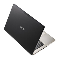 "ASUS X202E-CT016H-BE 1.1GHz 847 11.6"" 1366 x 768Pixel Touch screen Nero, Argento Computer portatile"