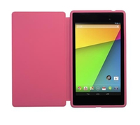ASUS ACC :PAD-05 TRAVEL COVER V2_PK//7/10 New Nexus 7 Sleeve Cover Rosa