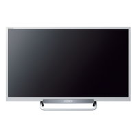 "Sony KDL-50W656A 50"" Full HD Wi-Fi Argento LED TV"